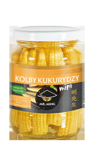 Kolby kukurydzy mini